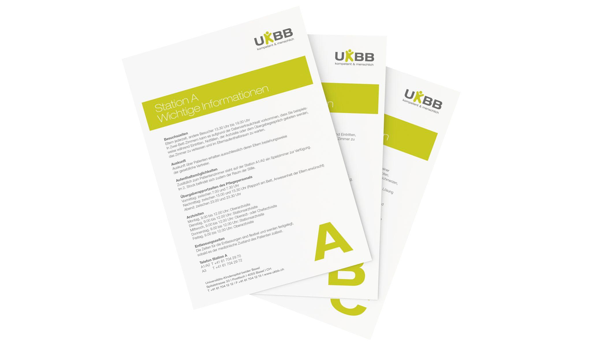UKBB-Stationskarten